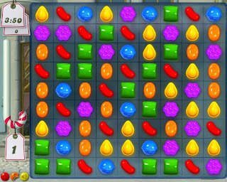 Candy Crush Saga  糖果大爆險 03