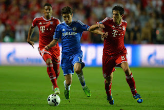 Hasil Pertandingan Chelsea VS Bayern Munich 2-2 (4-5)