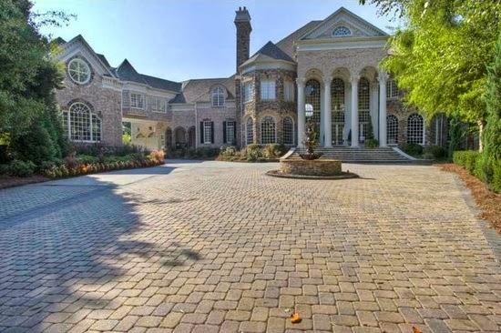 Homes mansions mega mansion for sale in johns creek ga for Mega mansion for sale