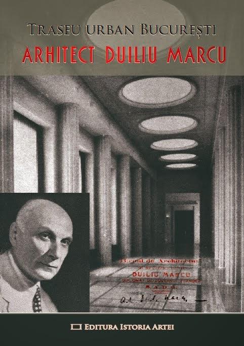 Broșura arh. D. Marcu