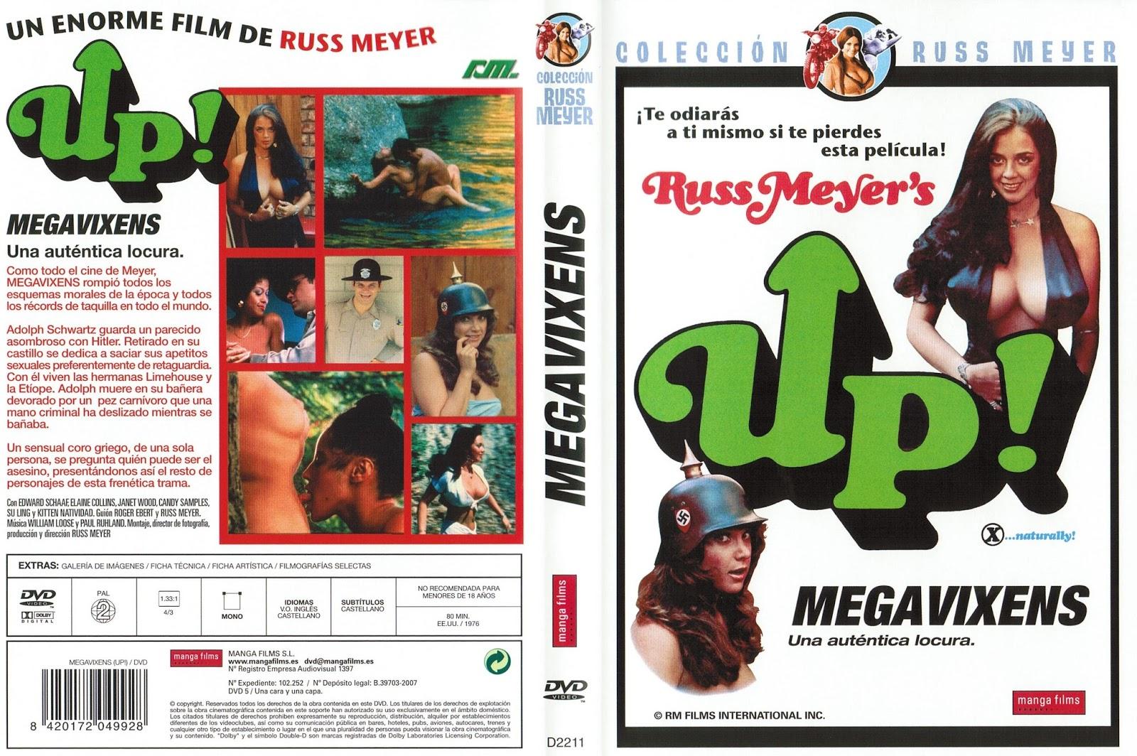 Megavixens Up! (1976)