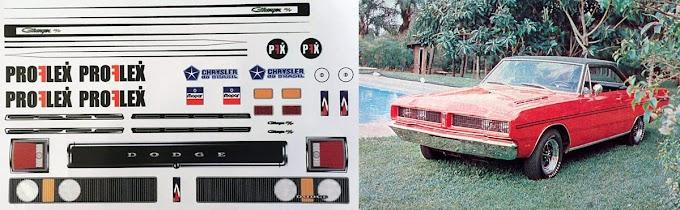 Dodge Charger R/T 77 da Proflex! (em breve)
