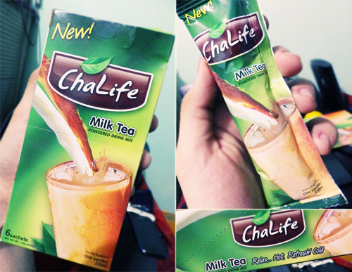 chalife powdered milk tea