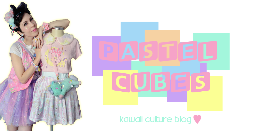 Pastel Cubes
