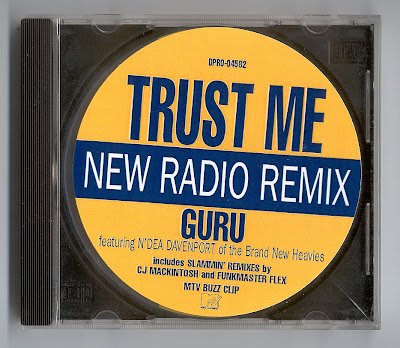 Guru – Trust Me (Promo CDM) (1993) (192 kbps)