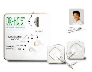 Máy Massage trị liệu Dr Ho