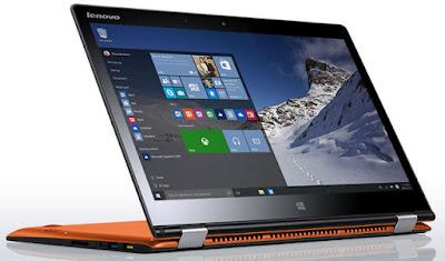 Spesifikasi Laptop Lenovo Yoga 700