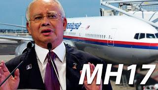 Najib kesal PBB gagal terima resolusi siasat insiden MH17