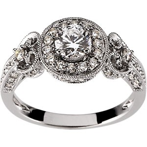 how do i love thee bliss antique wedding rings