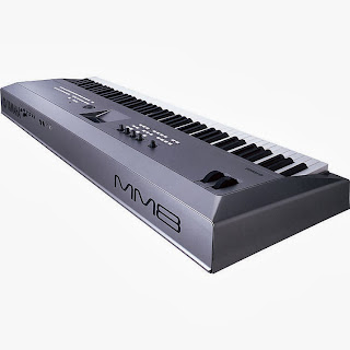 Yamaha MM8 Music Synthesizer Workstation