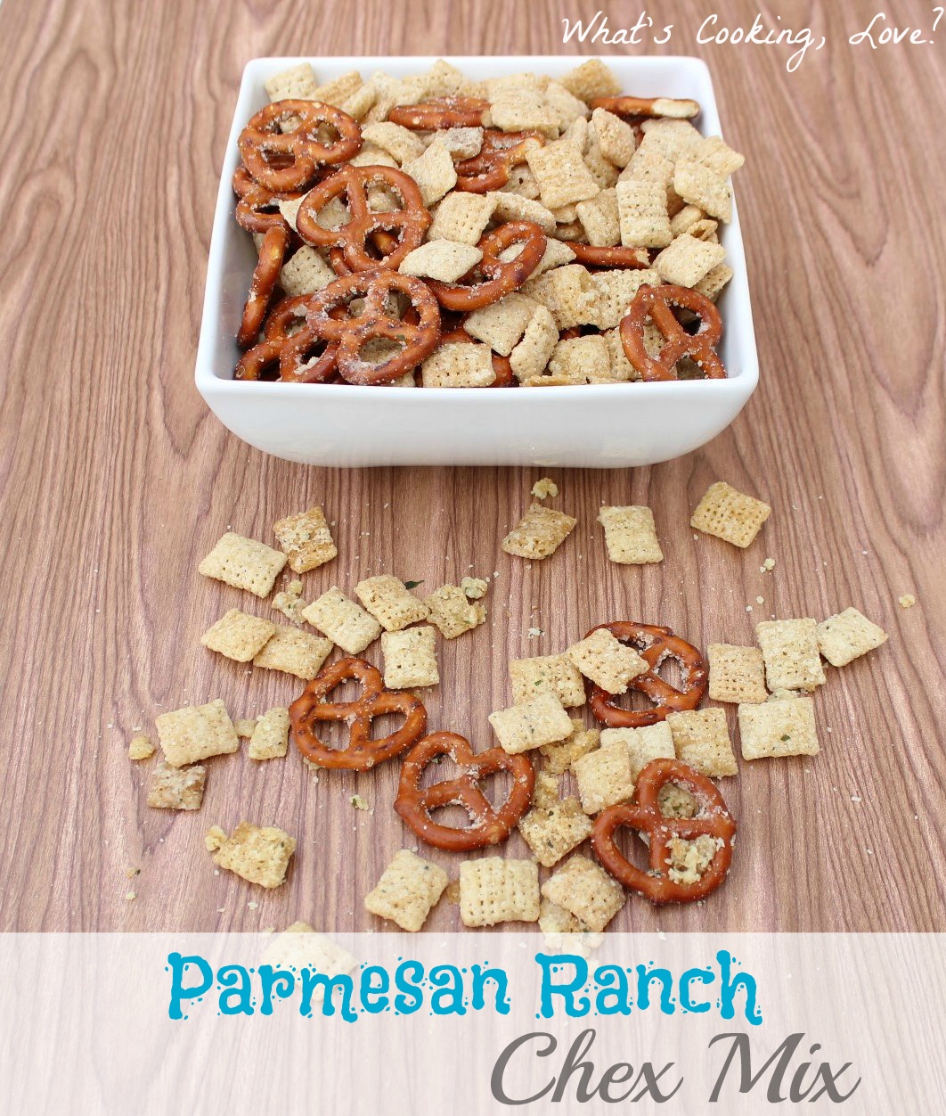 Parmesan Ranch Chex Mix