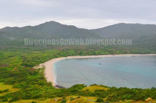 how to go to palaui island from manila