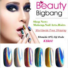 Скидка на сайте BeautyBigbang по коду KSU10
