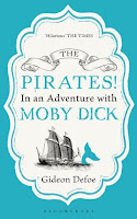 Paperback ook cover of The Pirates! in an Adventure with Moby Dick by Gideon Defoe