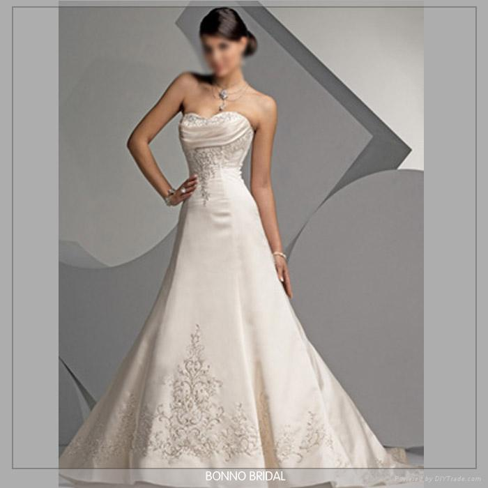 Wedding Dress S Price Guide : Various kinds of wedding dresses with new models five