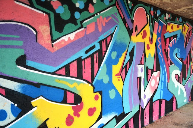 Graffiti St. Julians color