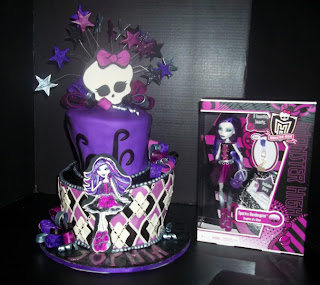 monster high cake publix