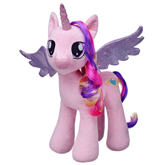 Build A Bear My Little Pony Princess Luna