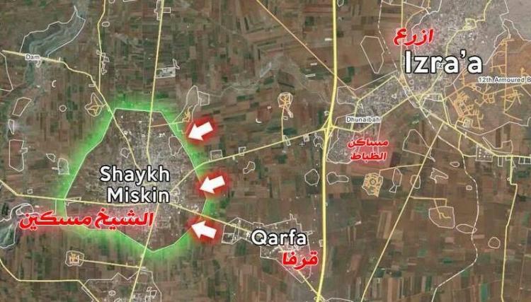Syiah Assad Kehilangan 300 Pasukan Tewas Terbunuh