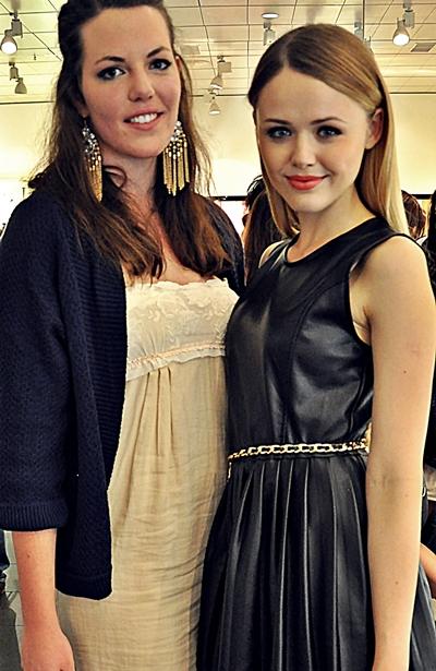 Kristina Roder & Kristina Bazan: two swiss bloggers