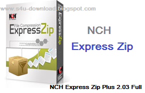 NCH Express Zip Plus 2.03 Full Incl Keygen