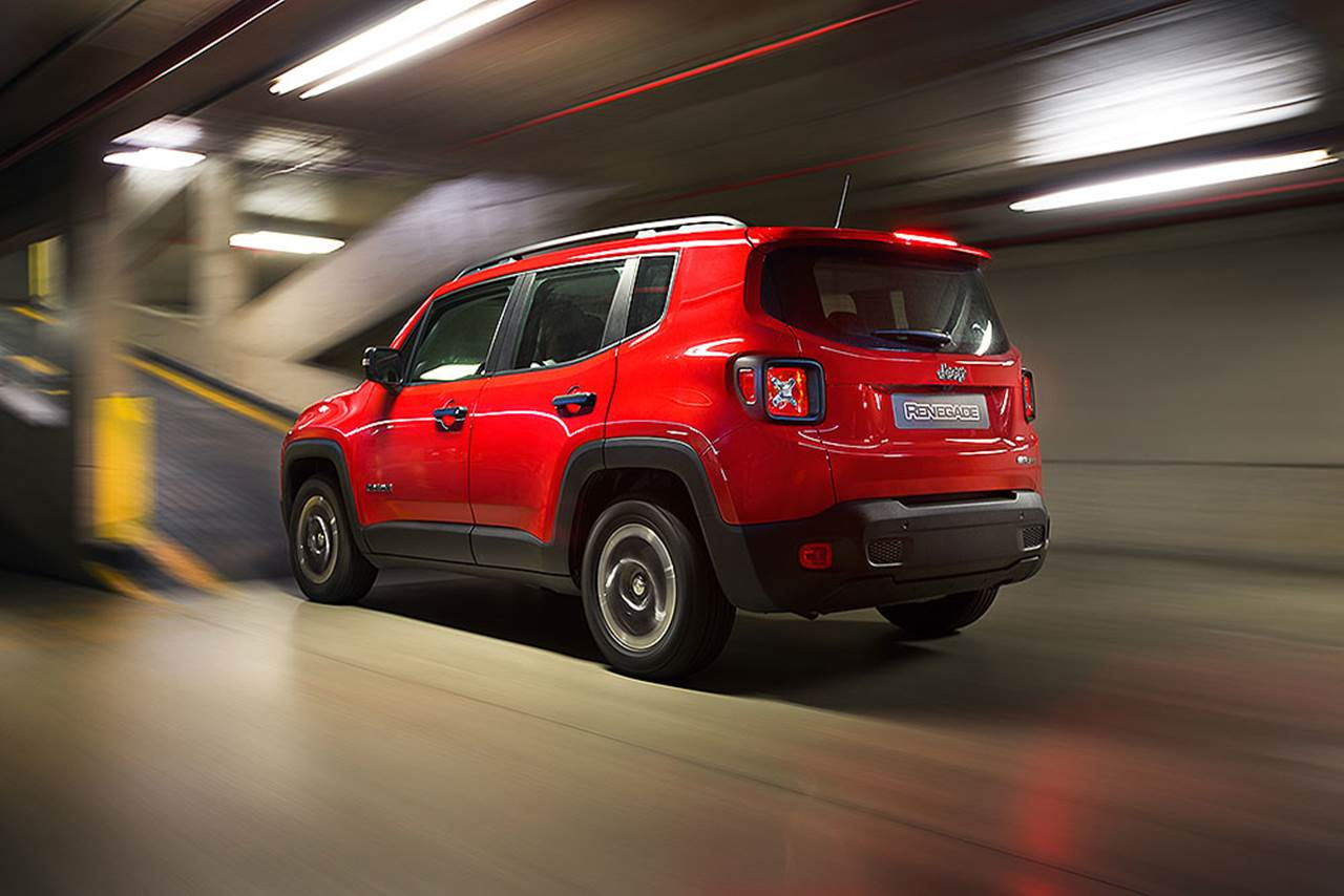 Jeep Renegade Sport 1.8 Flex