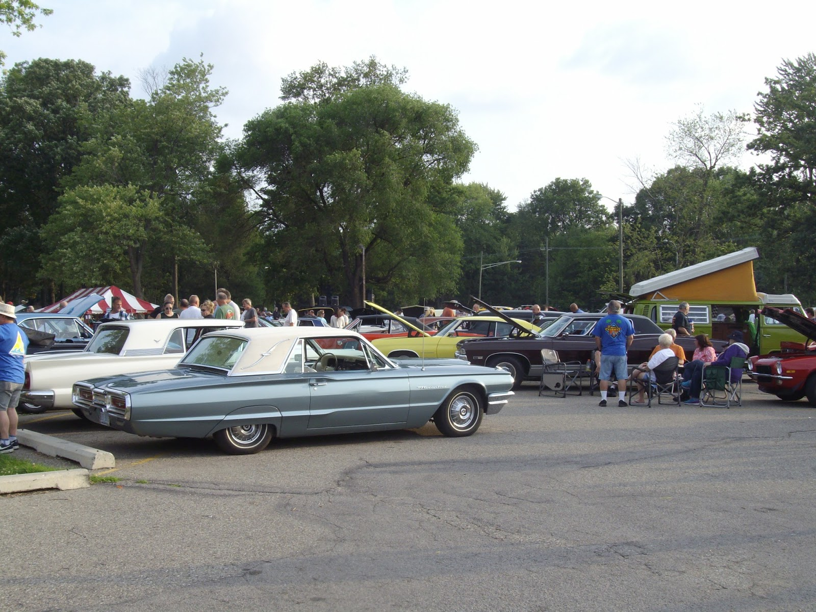 Mitten State Sports Report SRB Weekly Car Show - Weekly car shows near me