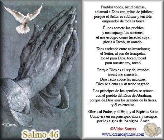 Salmos Del Matrimonio Catolico : Gifs y fondos paz enla tormenta oraciones de salmos