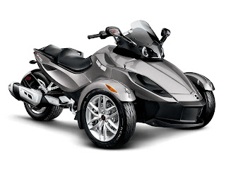 2013 Can-Am Spyder RS Motorcycle Photos