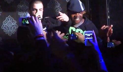 Valete, Dillaz, NBC, Kaxaça, HipHop Sessions, 2014