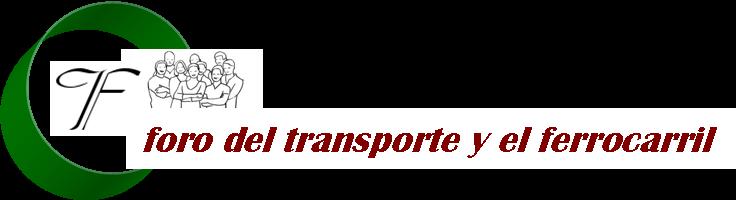 ftf foro del transporte y el ferrocarril