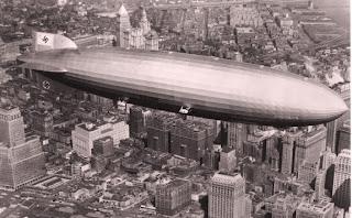 منطاد هيندنبورغ (Hindenburg)