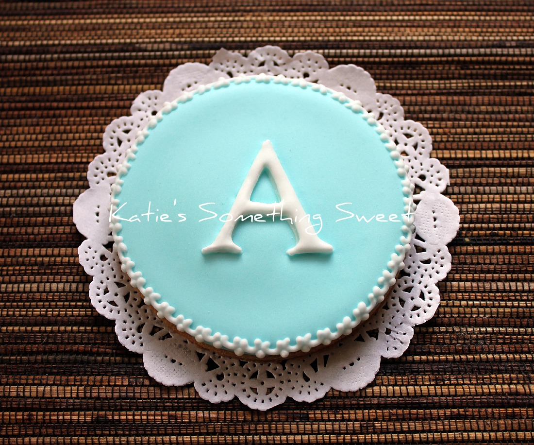 Monogram Wedding Cookies Cake Ideas And Designs