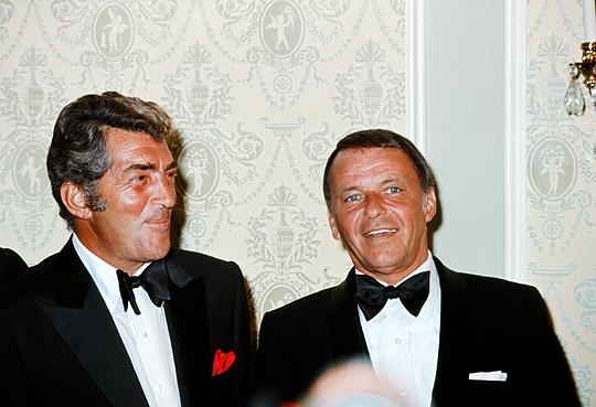 Dean Martin and Frank Sinatra 1970 | Blueiskewl