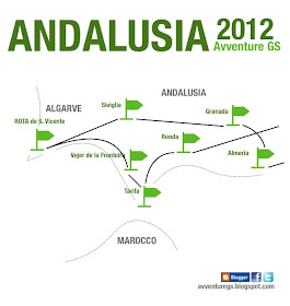 ANDALUSIA 2012 -Report Ufficiale-