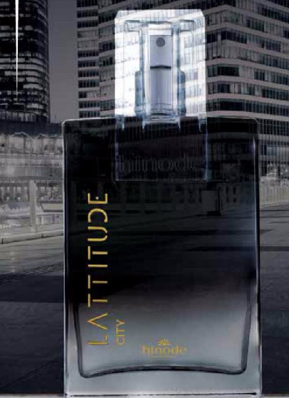 Perfume Lattitude City da Hinode 2016