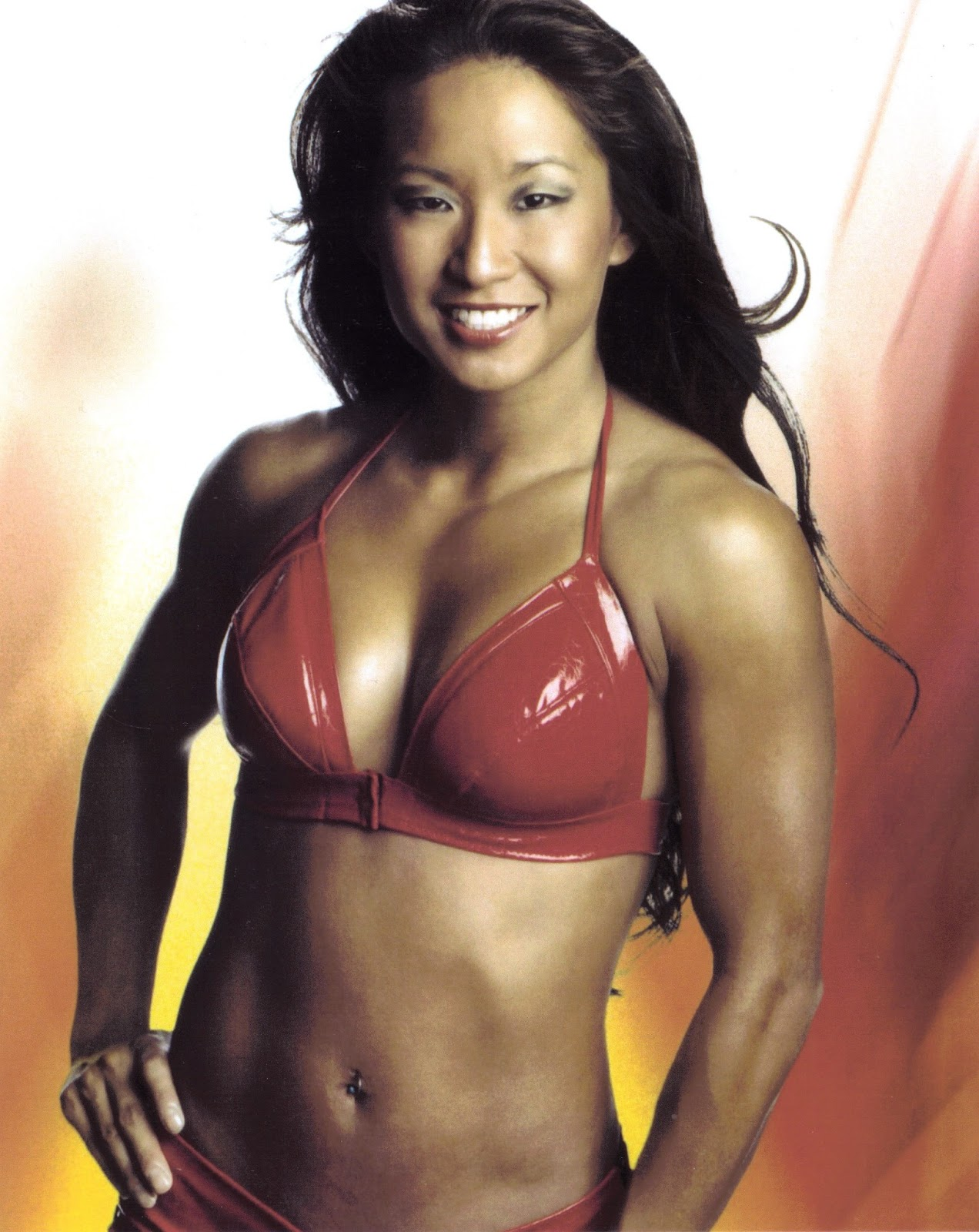 Gail kim hot photos Top 15 Hot Photos Of Gail Kim You NEED To See TheSportster
