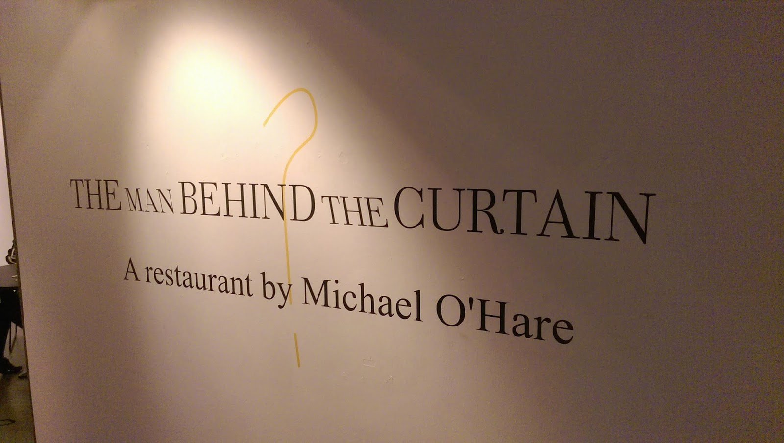 Curtain behind the curtain book - Michael Is Clearly Somewhat Outspoken About What He Expects From This Restaurant Just Take A Look At The Thoughts Section On The Restaurant Website