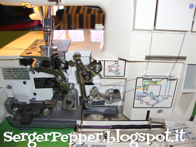 SergerPepper - Best Beginner Serger Tip