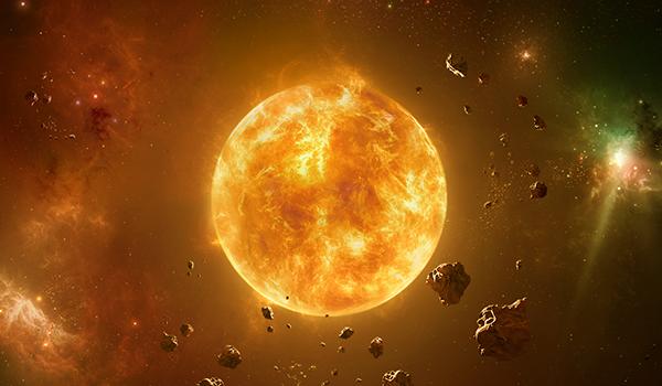 Algunas curiosidades del Sol