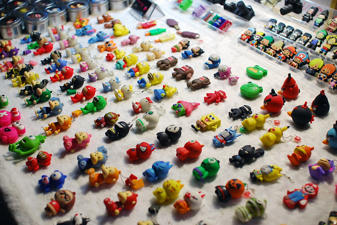 Chinatown Sydney Markets Toy USBs