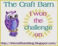 Craft Barn Twelve Month Challenge Winner