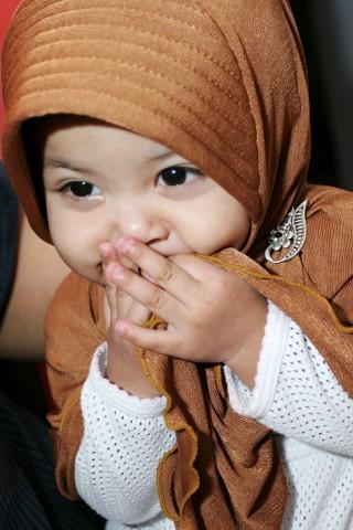 Shasha's Blog 2: anak lucu