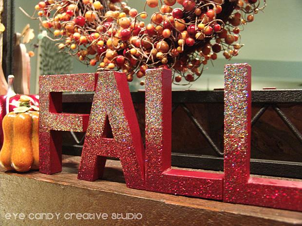fall mantle decor, pumpkins, fall wreath, fall decorating, word art, fall