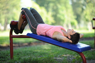 five easy toning exercises you can do anywhere