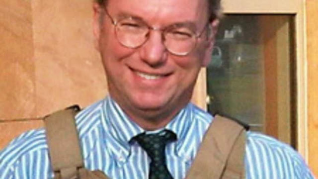 Eric Schmidt biography