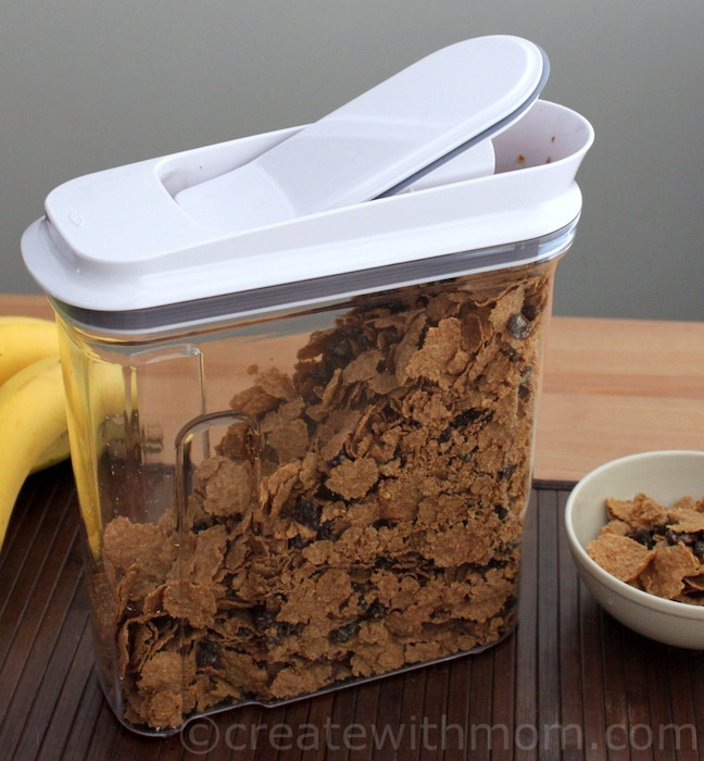 Create with mom oxo pop cereal dispenser and greensaver another wonderful oxo product i checked out that will help us to eliminate food waste is the oxo greensaver usually fruit and vegetables spoil because of ccuart Image collections