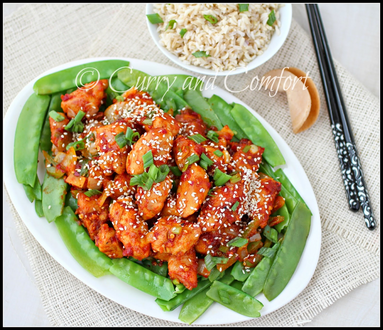 Sweet Chili Chicken, Chicken, Chili Sauce, Asian