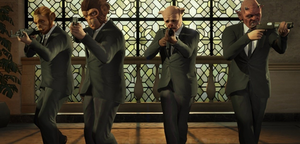 GTA Online Heists Gameplay Footage