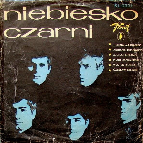 Niebiesko Czarni - Niebiesko Czarni (1966)